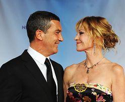 """Antonio Banderas czule o Melanie Griffith: """"Będę ją kochał aż do śmierci"""""""