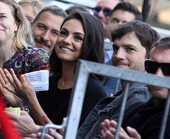 """Ashton Kutcher i Mila Kunis śmieją się z tabloidowych doniesień. """"To koniec między nami"""" (WIDEO)"""