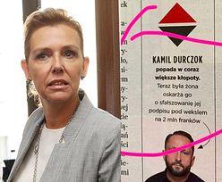 """Była żona Kamila Durczoka komentuje aferę z podrobieniem jej podpisu: """"Zawiadomiłam prokuraturę o możliwości popełnienia przestępstwa"""""""