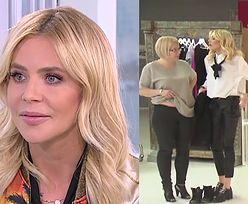 """Sablewska w TVN-ie: """"Miałam kiedyś problem. Ważyłam 8 kilo więcej"""""""