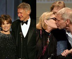 """Harrison Ford pożegnał Carrie Fisher: """"Była jedyna w swoim rodzaju..."""""""