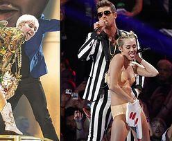 """""""Miley ma wielki talent. Nie musi być tak wulgarna"""""""