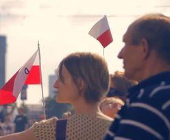 """Tak wygląda Warszawa w godzinę """"W"""". Dziś o 17:00 stolica się zatrzyma"""