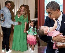 Barack Obama zdradził płeć bliźniąt Beyonce?!