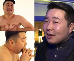 """Bilguun znów się odchudza: """"Groziła mi miażdżyca i miałem depresję. 33 procent mnie to chodzący tłuszcz!"""""""