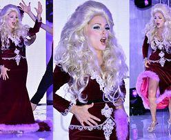Katarzyna Glinka jako... Violetta Villas! (ZDJĘCIA)