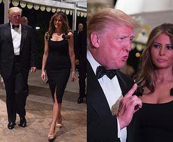 Donald i Melania Trump zorganizowali bal sylwestrowy na Florydzie (ZDJĘCIA)