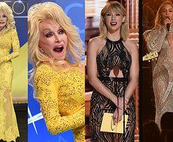 70-letnia (!) Dolly Parton na gali z Beyonce i Taylor Swift (ZDJĘCIA)