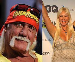 """Była żona Hulka Hogana żąda od niego 40 procent dochodów! """"To wstyd, że nie dotrzymał umowy"""""""