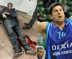 Ranny mężczyzna ze zdjęcia z lotniska w Brukseli to słynny koszykarz!