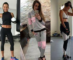 Jakie spodnie fitness najchętniej wybierają celebrytki?