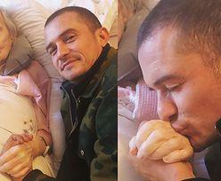 """Orlando Bloom żegna umierającą babcię na Instagramie: """"Jestem wdzięczny, że cię mam"""""""