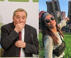 """Kinga Rusin znów w natarciu: """"Minister Kowalczyk nie wie, czym się różni emisja CO2 ludzi i bydła"""""""