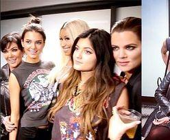Kardashianki pozują z Nicky Minaj!