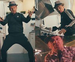 """Nowy teledysk K.A.S.Y.: Smaży burgery i tańczy w foodtrucku! """"Dawno już NIE JESTEM MACHO""""..."""