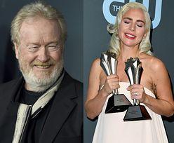 Lady Gaga zagra w filmie o morderstwie wnuka Gucciego! Dzieło wyreżyseruje Ridley Scott