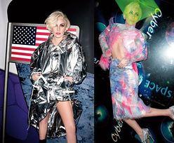 """Kosmiczna"" Lady Gaga w ""Harper's Bazaar""!"
