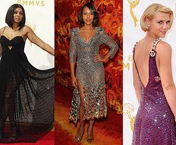 """10 najlepszych stylizacji z Emmy według """"Vogue'a""""! (ZDJĘCIA)"""