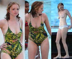 Top modelka na plaży! SEKSOWNA? (ZDJĘCIA)