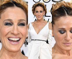 Nowa twarz Sarah Jessiki Parker na Złotych Globach... (ZDJĘCIA)