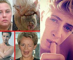 Z okazji Dnia Kobiet Kaszubski... porównuje Dorotę Wellman do świni!
