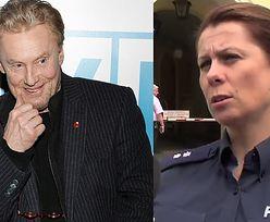 """Policja o Olbrychskim: """"Badanie alkomatem wykazało 0,9 promila alkoholu!"""""""