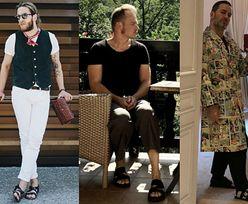 Sandały skórzane – jakie wybierają celebryci?