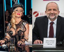 """Prezes TVP o Dodzie: """"Nie ma uzasadnienia dla jej obecności w telewizji"""""""