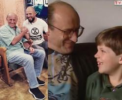 """Piotr Fronczewski i Mikołaj Radwan w """"Pytaniu na śniadanie"""". Gwiazdy """"Tata, a Marcin powiedział"""" prawie 20 lat później!"""