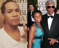 Wnuczka Morgana Freemana nie żyje. ZAMORDOWAŁ JĄ CHŁOPAK!