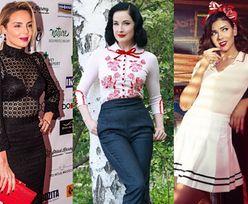 Styl pin up w stylizacjach celebrytek – co i jak noszą?