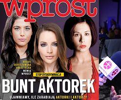 """Wróblewska narazi się feministkom? """"Gaża aktora jest równoznaczna z doświadczeniem. Płeć nie ma znaczenia!"""""""