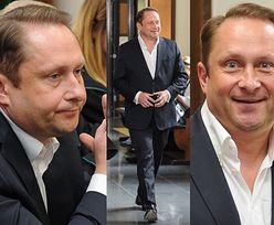 Wyluzowany Kamil Durczok na kolejnej rozprawie (ZDJĘCIA)