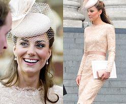 Middleton znowu w sukience McQueena!