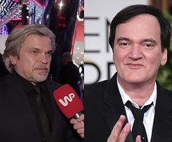 "Boberek odpływa: ""Tarantino i Vega robią podobne filmy. To męskie kino"""