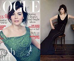 """Nigella Lawson w brytyjskim """"Vogue'u""""!"""