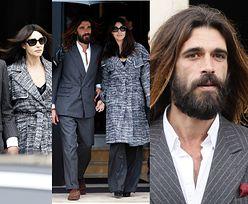 Elegancka Monica Bellucci debiutuje z nowym chłopakiem na pokazie Chanel (FOTO)