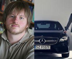 """Szczepan Twardoch: """"Chcę z dumą ogłosić, że ZOSTAŁEM AMBASADOREM marki Mercedes-Benz!"""""""