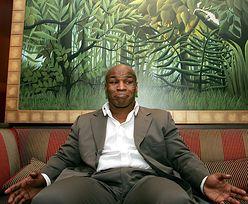 Mike Tyson zapłodnił więzienną strażniczkę!