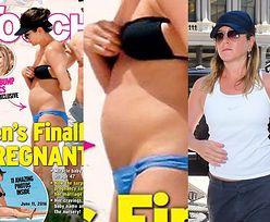 Jennifer Aniston spodziewa się dziecka?!