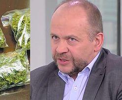 """Lekarz zwolniony za leczenie marihuaną: """"Świat idzie w tym kierunku, Polska też będzie szła"""""""