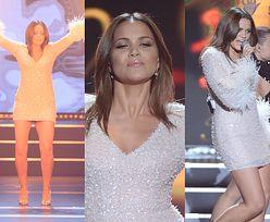 Zgrabne nogi Dominiki Gawędy stają w płomieniach na występie Miss Supranational