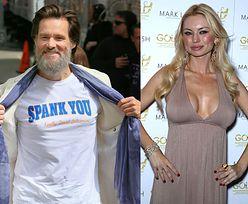 """""""Żona Hollywood"""" chwali się, że miała romans z... Jimmem Carreyem!"""
