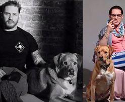 """Tom Hardy napisał list do swojego nieżyjącego psa. """"Kocham cię ponad wszystko, biegaj z aniołami"""""""