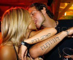 """Doda wymazuje Radzia z przedramienia: """"Zastanówcie się 10 razy zanim zrobicie tatuaż"""""""