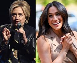 """Hilary Clinton i jej córka BRONIĄ Meghan Markle: """"To wstyd dla wszystkich"""""""