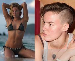 Modelka robi karierę... jako mężczyzna! (ZDJĘCIA)