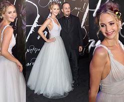 Jennifer Lawrence z chłopakiem na premierze