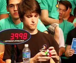 19-letni Australijczyk ułożył kostkę Rubika w... 5,69 sekundy!