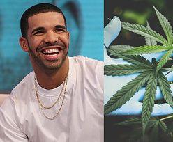 Drake rozkręca nowy biznes. Będzie HODOWAŁ MARIHUANĘ